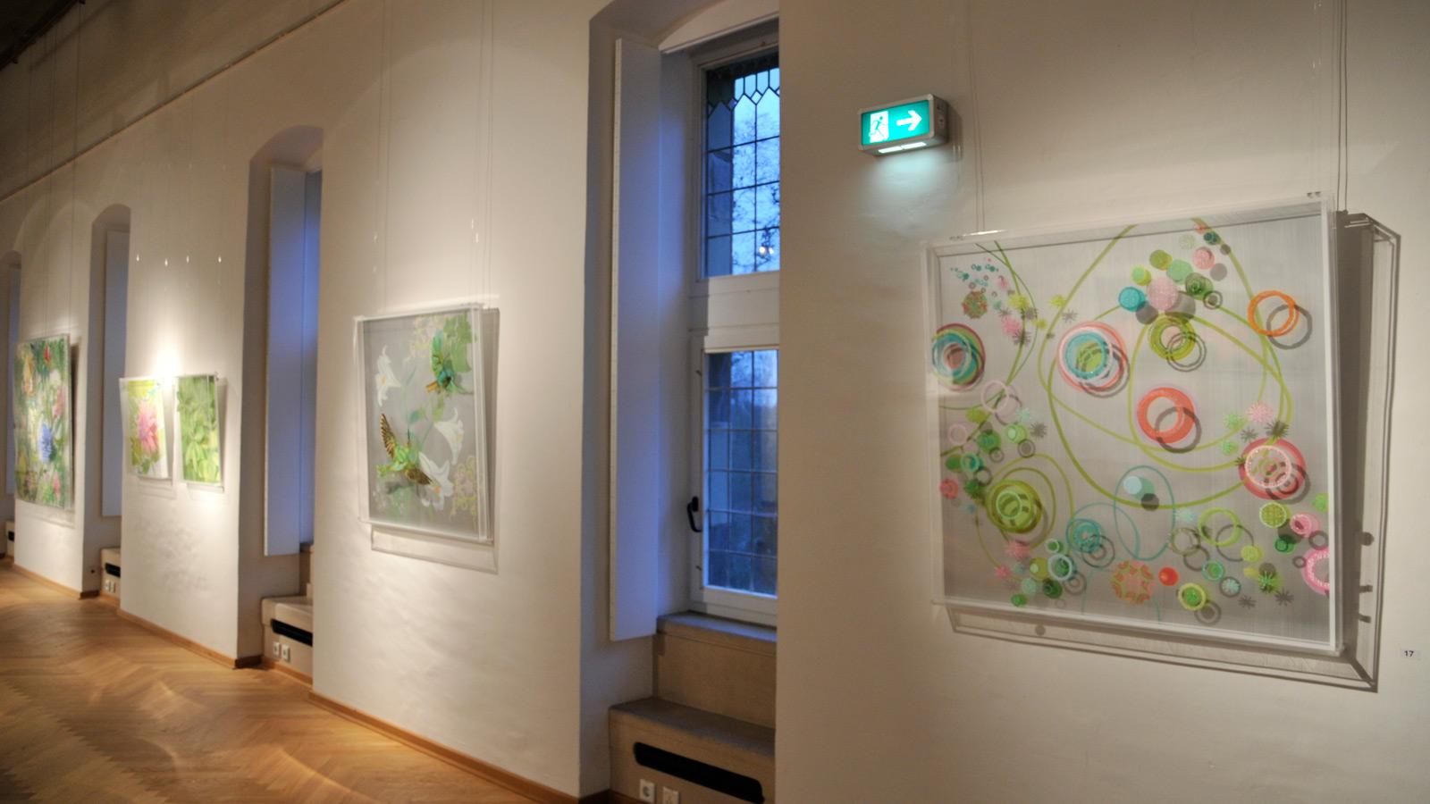 Ausstellung Lea Lenhart, Schloss Neersen