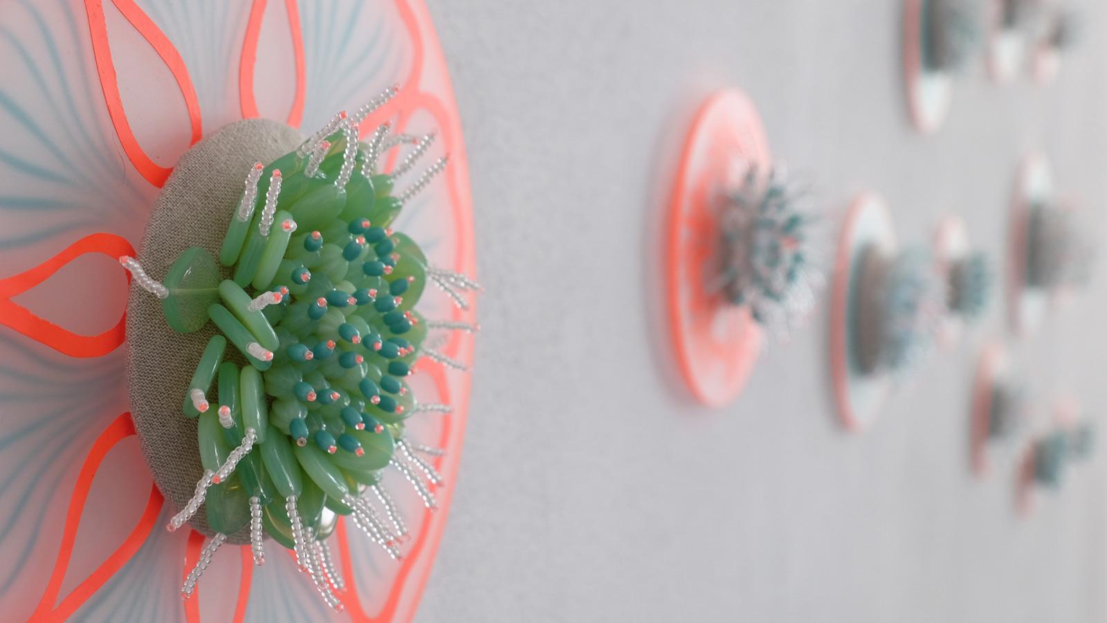 Perlenkunst, Korallen, Lea Lenhart