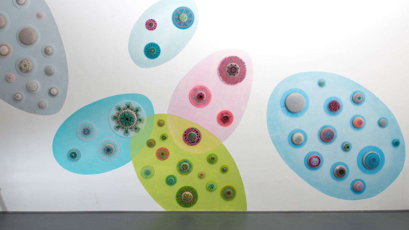Atelier, Lea Lenhart, Düsseldorf