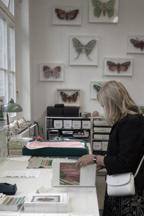 Ausstellung Kunstpunkte 2008, Lea Lenhart