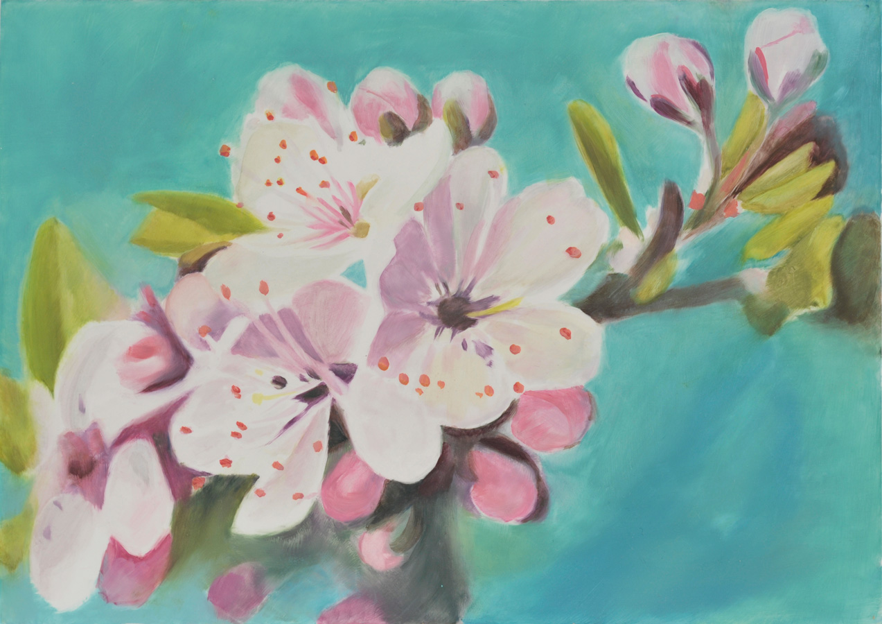 paintings, Lea Lenhart